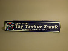 1995 CLARK TOY TANKER TRUCK 1st  IN SERIES CHINA MINT