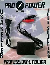 12V Sealed Lead Acid Car Motorcycle Battery Charger Rechargeable Maintainer OEG