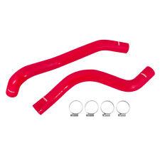 Mishimoto Silicone Coolant Hose Kit - Ford Mustang 2.3L EcoBoost 2015 on - Red