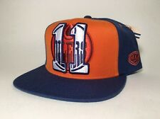 Edmonton Oilers Mark Messier #11 NHL Old-Time Hockey Adjustable Snapback Cap Hat