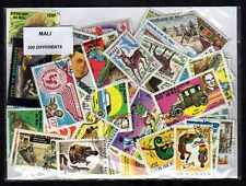 Mali 200 timbres différents