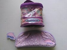 Brand New Original Sea World Mermaid Girl Bath  Decoration and Dolphin Purse