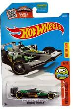 2016 Hot Wheels #26 HW Digital Circuit Winning Formula ZAMAC