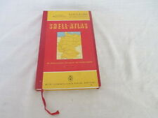 1952 Shell DEUTSCHLAND Germany Hard-Cover Atlas with 280 Pages of Maps and More