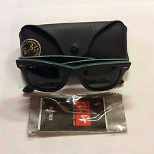 Ray Ban RB2140 1170 QM WAYFARER LEATHER