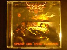Bloodfiend - Under The Evil Command(CD, 2011)AUTOPSY IMPETIGO MACABRE MASSACRA