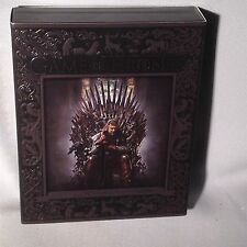 BLU-RAY Game of Thrones - First Season - One 1 COMPLETE (5 DISC SET) MINT