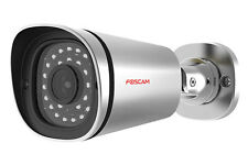 POE Foscam FI9901EP HD 1440P Waterproof IP Camera 4.0 MP SD Card Storage