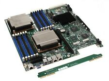 Intel s5520ur // zócalo 1366 Server board incl. radiador & Bridge Board