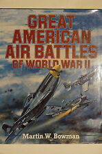 WW2 Great American Air Battles Of World War II in Pacific & EuropeReference Book