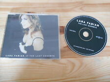 CD chanson Lara Fabian-The Last Goodbye (1) canzone PROMO COLUMBIA SC
