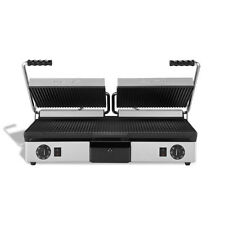 Maestrowave MEMT16050X Ribbed Contact Grill (Boxed New)
