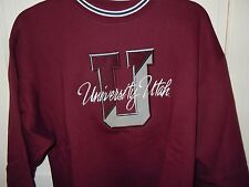 JANSPORT U of Utah Sweatshirt - SZ LARGE - NWOT