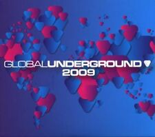 Global Underground (SEALED 2xCD) Deadmau5 Way Out West Underworld Dirty South