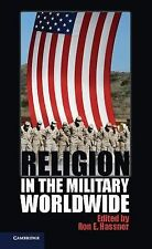 Religion in the Military Worldwide (2013, Hardcover)