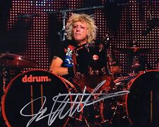 GFA Scorpions Drummer * JAMES KOTTAK * Signed Autograph 8x10 Photo AD2 COA