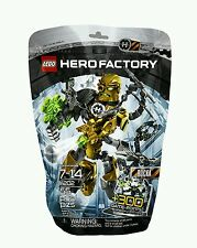 LEGO HERO FACTORY / 6202 ROCKA / BNIP NEW SEALED / RARE RETIRED / FAST P&P✔