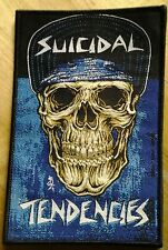 SUICIDAL TENDENCIES woven patch 13 cyco Miko D.R.I. Infectious Groove Body Count