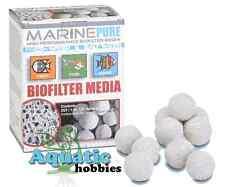 "MarinePure Bio Filter Media 1.5"" Spheres 2 QT / 1.9 L Fresh & SaltWater Cermedia"