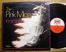 The Pink Mice - In Action - Progressive Classic Hardrock - Europa E 456 - KULT !