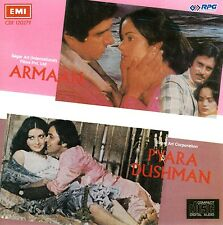 Armaan / Pyara Dushman (Bappi Lahiri) (RPG) (EMI) (Made in UK)