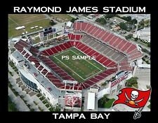 Tampa Bay Buccaneers - RAYMOND JAMES STADIUM -  Souvenir Fridge Magnet