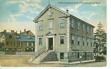 MARBLEHEAD,MASSACHUSETTS-OLD TOWN HOUSE-PRE1920-(MASS-M)