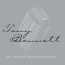 The Complete Improv Recordings [Box] by Tony Bennett (CD, Nov-2004, 4 Discs,...