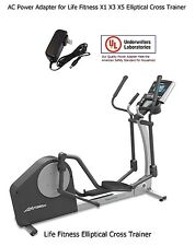AC Power Adapter for Life Fitness X1 X3 x3i X5 X5i Elliptical Cross Trainer