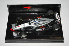 Minichamps F1 1/43 McLAREN MERCEDES MP4/12 MIKA HAKKINEN - WEST TEAM EDITION