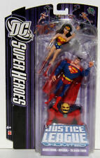 Mattel DC SuperHeroes Justice League Unlimited Wonder Woman Superman The Demon