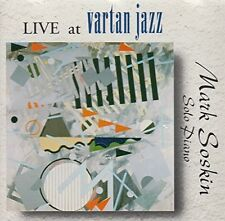 Solo Piano by Mark Soskin (CD, Oct-1996, Vartan Jazz)
