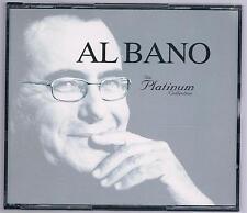AL BANO CARRISI THE PLATINUM COLLECTION BOX 3 CD COME NUOVO!!!