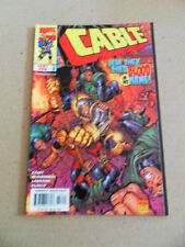 Cable 58. Marvel 1998 - VF