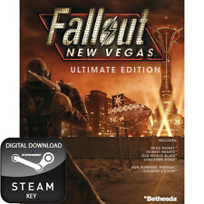 Fallout new vegas ultimate edition CLÉ STEAM PC