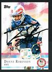 Donny Robinson signed autograph auto 2012 Topps U.S. Olympic Team Card