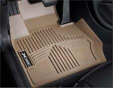 BMW OEM Beige All Weather Floor Liners E70 X5, E71 X6 Front Rear 82112211586