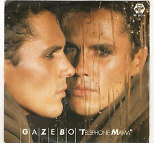 GAZEBO TELEPHONE MAMA - STRATEGI BABY RECORDS 1984 ITA EX EX