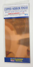 Hasegawa COPPER MIRROR FINISH Film TF8 Foil for finishing model kits and crafts