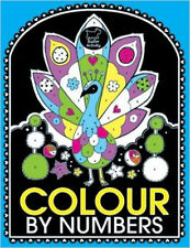 Colour By Numbers (Colouring), New,  Book