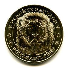 44 PORT-SAINT-PERE Planète sauvage, Lion, 2015, Monnaie de Paris