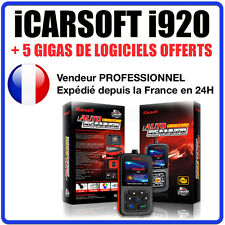 Valise Diagnostique FORD - iCARSOFT I920 - FORD VCM IDS SCANNER OBD2 DIAG AUTO