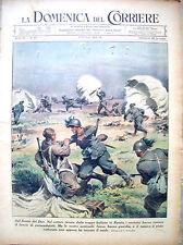 72) 1942 FRONTE DEL DON ITALIANI IN RUSSSIA E GIAPPONESI DOMENICA DEL CORRIER