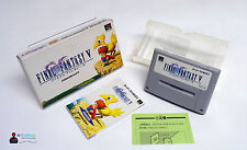 ★ Nintendo SUPER FAMICOM Japan NTSC - FINAL FANTASY V 5 - Komplett in BOX OVP ★