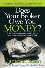 Does Your Broker Owe You Money by D. Solin (2006)LPb
