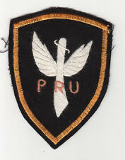 Wartime PRU / Phoenix Program Patch, Special Forces Insignia, SF