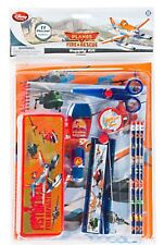 Disney Store Planes Fire & Rescue Stationery Supply Kit Back to School
