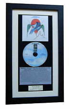EAGLES On The Border CLASSIC CD Album GALLERY QUALITY FRAMED+EXPRESS GLOBAL SHIP