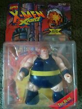 X-Men X-Force The Blob with Rubber Blubber Belly Action Marvel NEW Action Figure
