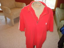 LIVERPOOL LFC SHIRT MENS XL EXTRA LARGE SS SHORT SLEEVE POLO RED